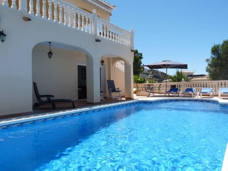 villa en altea · altea-hills 795000€