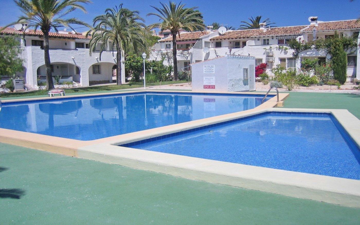 bungalow en moraira · sabatera 150000€