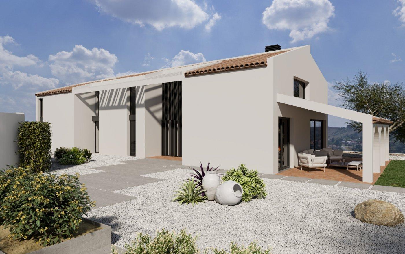 country-estate en teulada · campo 1470000€