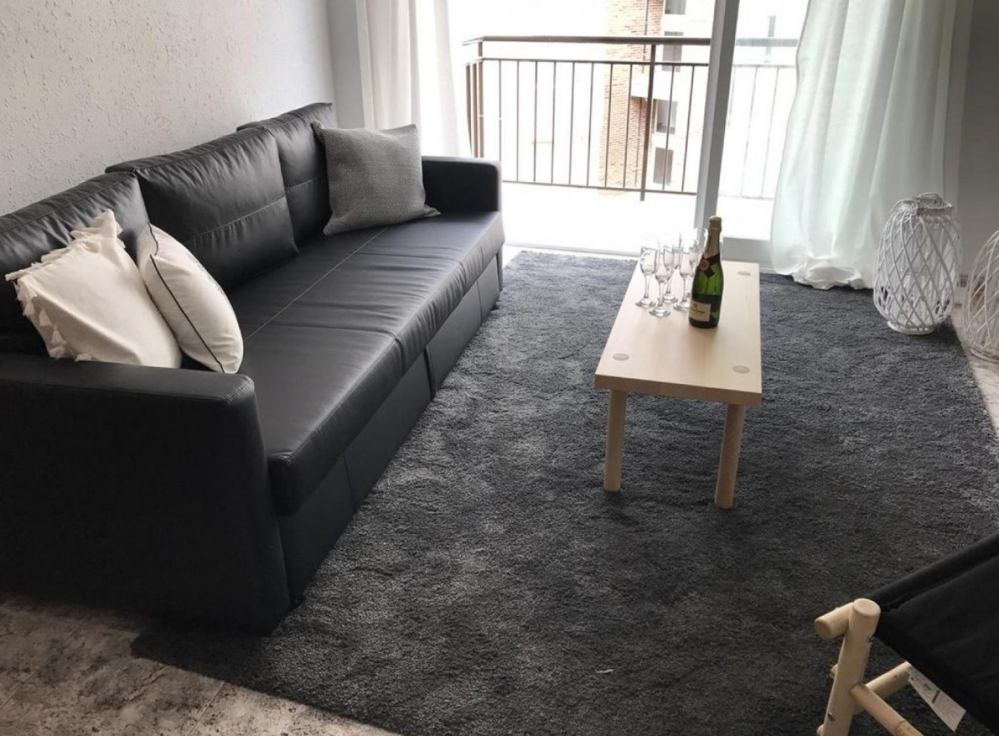 apartment en calpe · centro 125000€