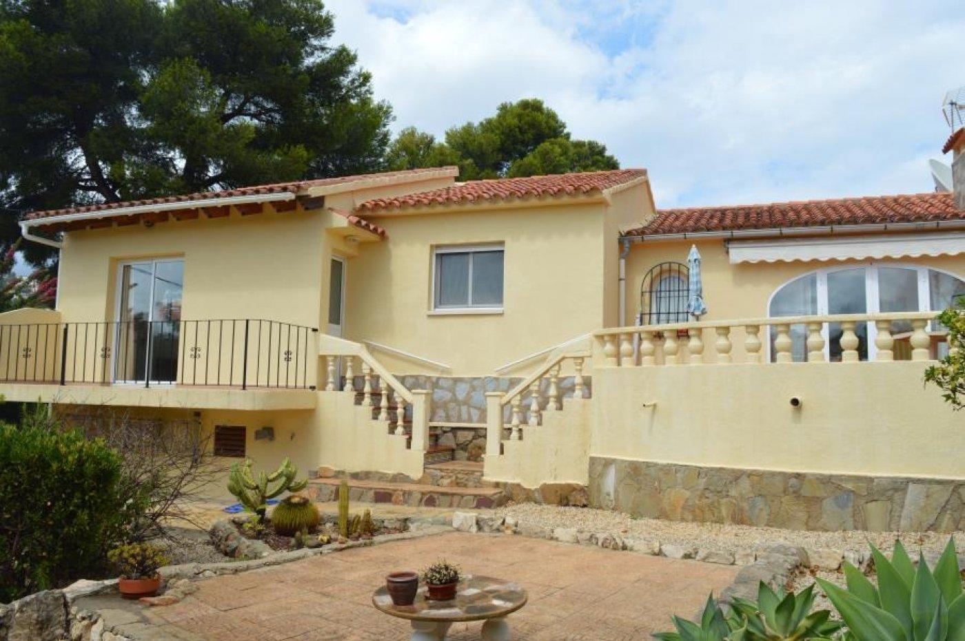 villa en moraira · pinar-del-abogat 275000€