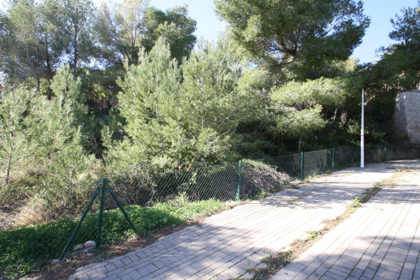 terrain en moraira · benimeit 165000€