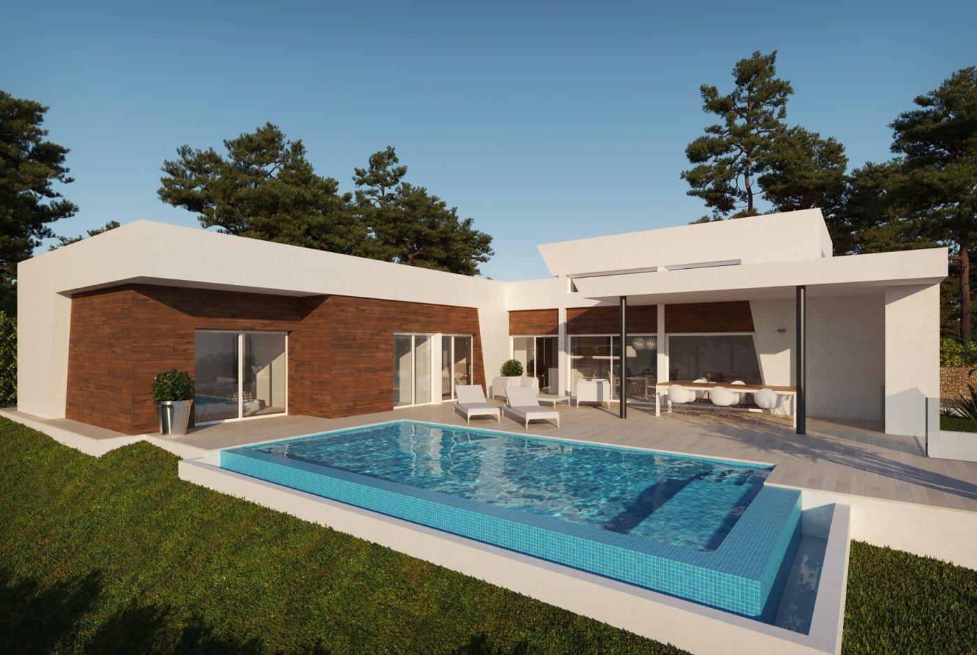 villa en calpe · cometa 695000€