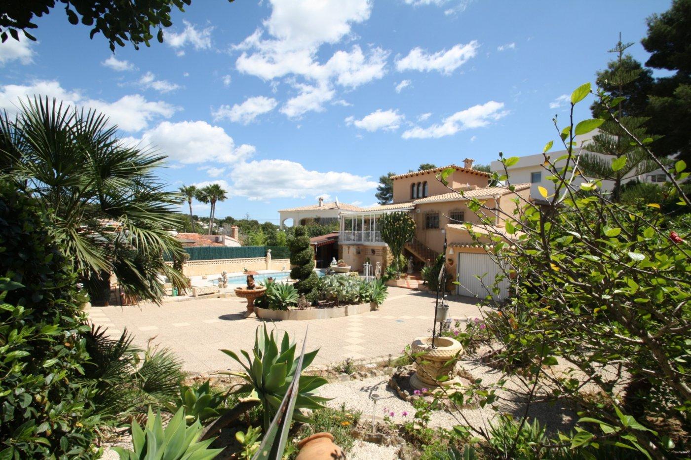 villa en moraira · cap-blanc 329000€