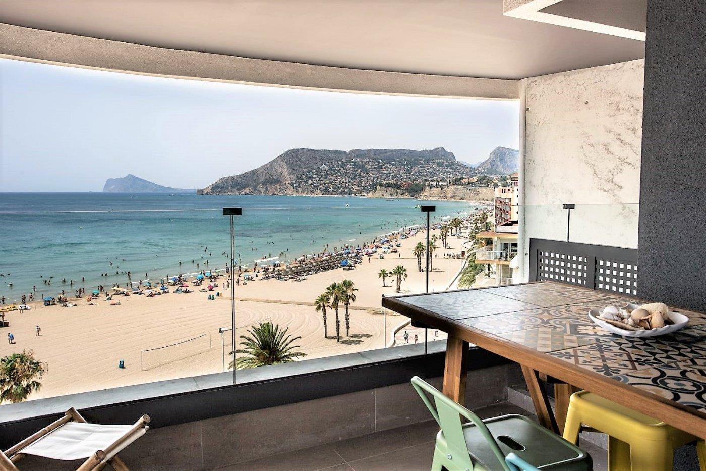 apartment en calpe · centro 413000€