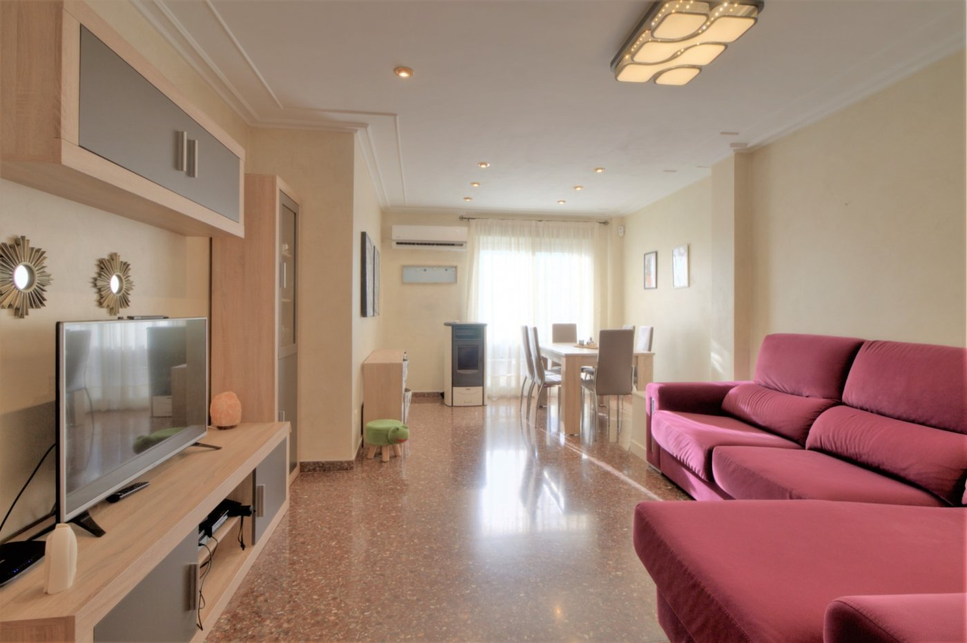 piso en almenara · pueblo-mercat 85000€