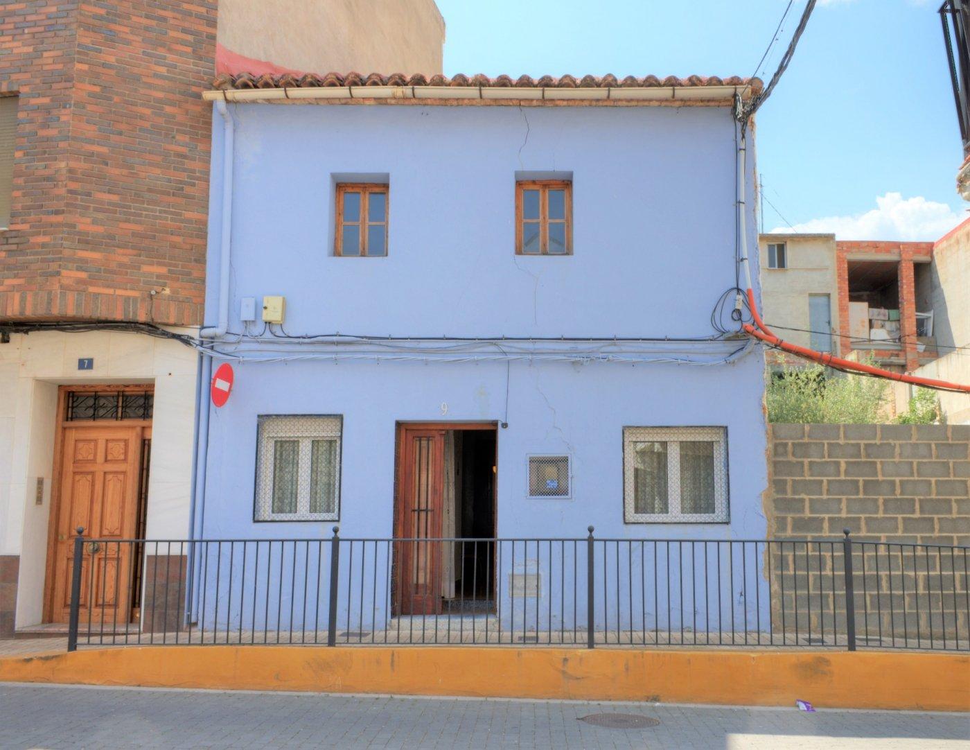 casa en almenara · pueblo-mercat 500€