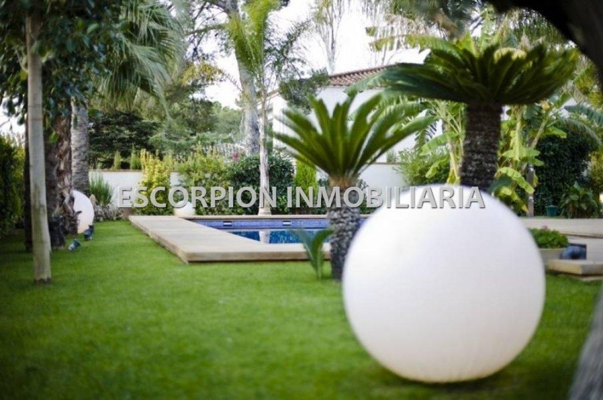 Alquiler para el mes de Agosto de Chalet Independiente en La Eliana 2