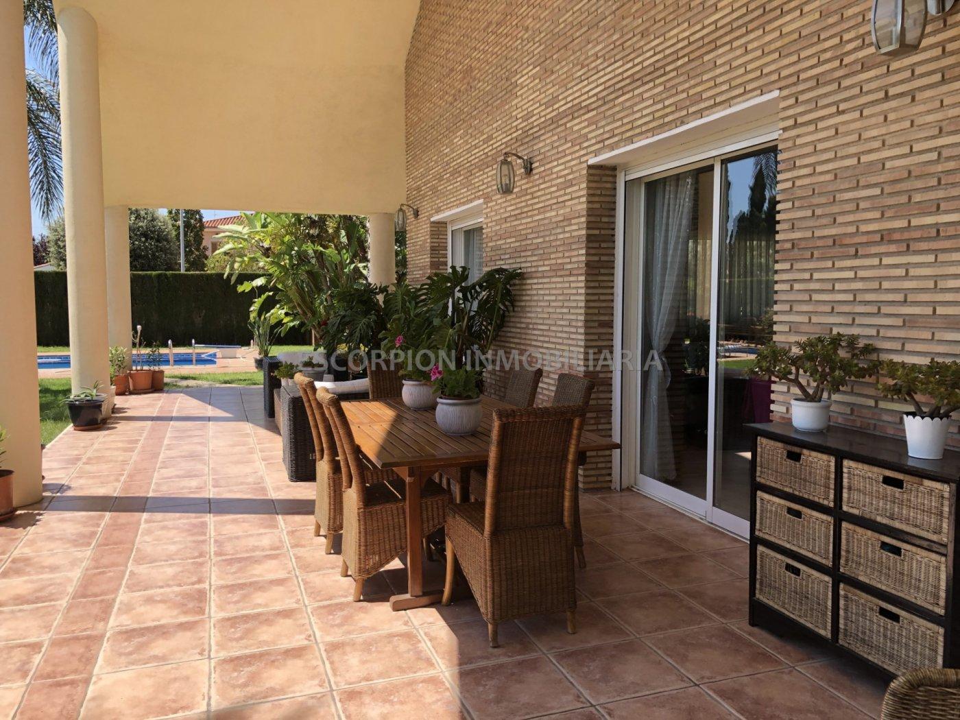 Casa independiente en alquiler en Colinas de San Antonio de Benagéber 8