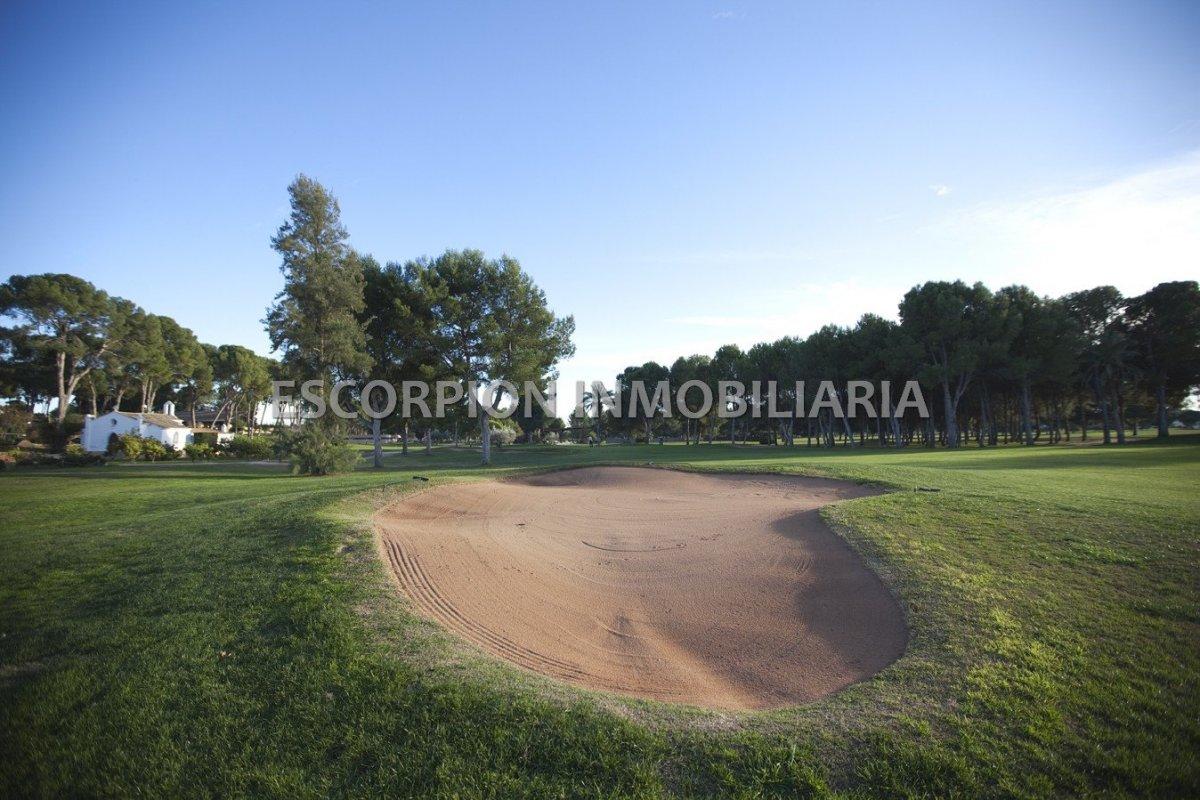 Parcela Primera Linea de Campo de golf 2