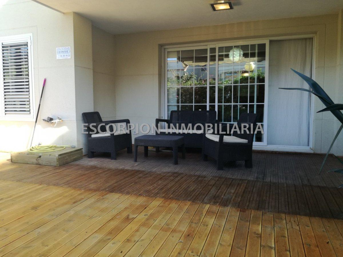 Piso tipo vivienda jardín en venta en Urbanización Torre en Conill 3