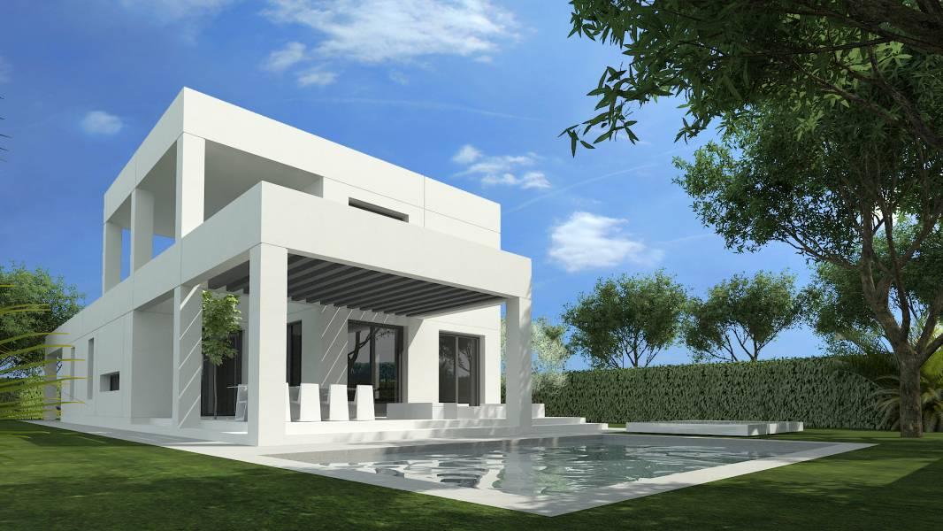 Chalet independiente (proyecto básico) con piscina privada en Urb. Torre en Conill 2