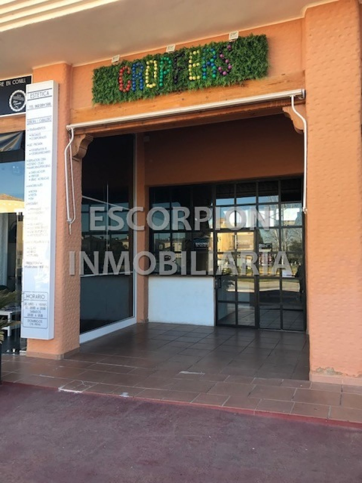 Local Comercial en Alquiler en Centro Comercial de Torre en Conill