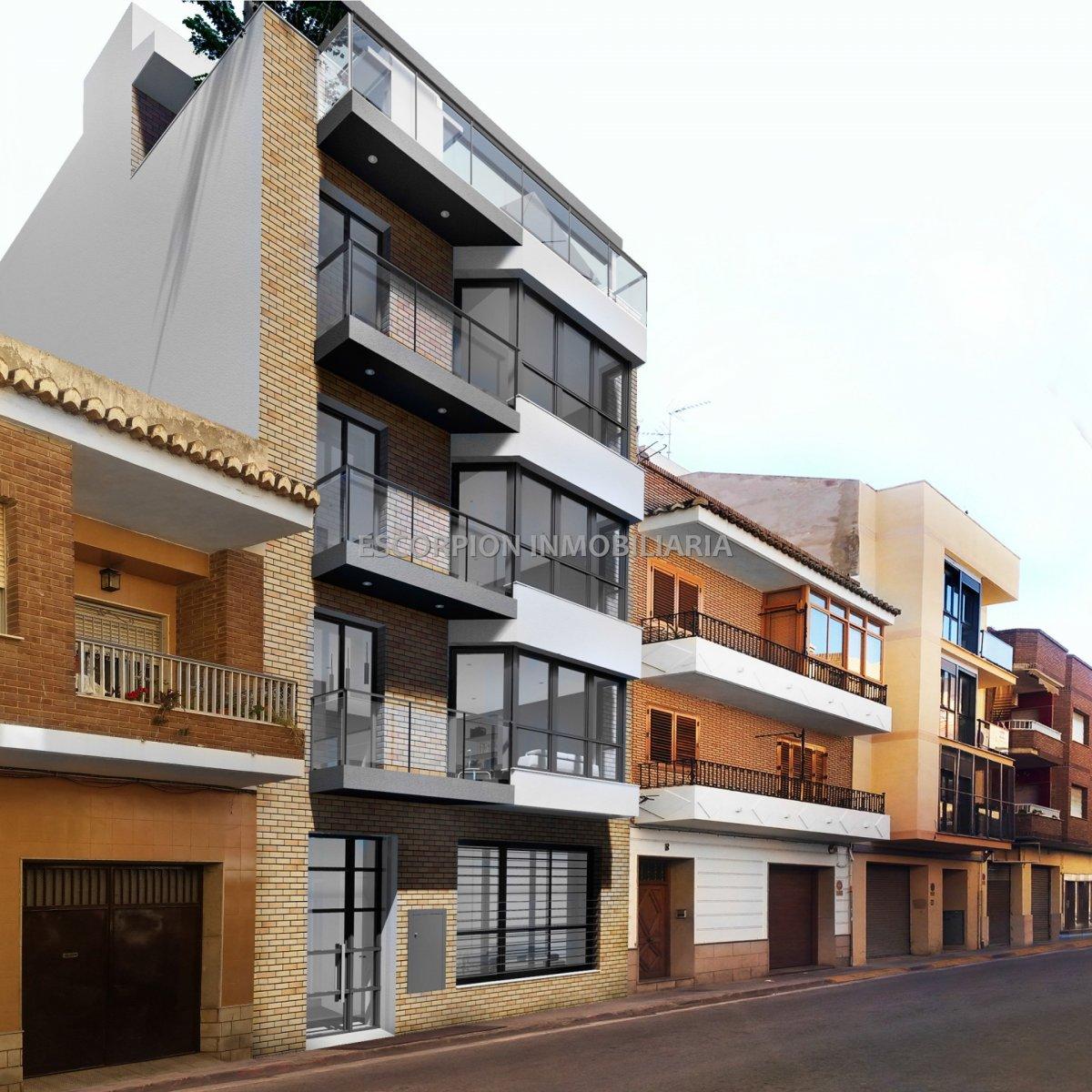 Promoción de pisos de obra nueva en Bétera pueblo