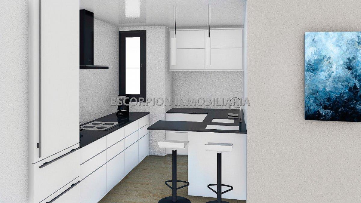Promoción de pisos de obra nueva en Bétera pueblo 2