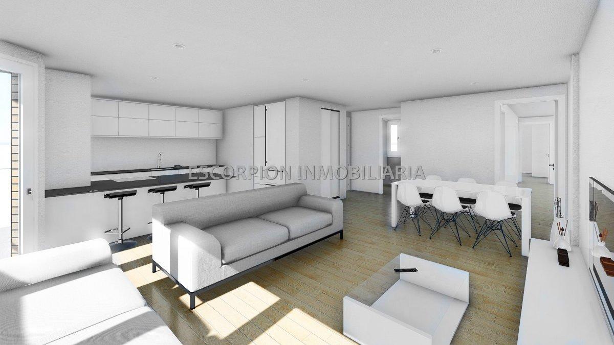 Promoción de pisos de obra nueva en Bétera pueblo 3