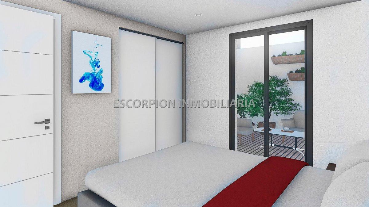 Promoción de pisos de obra nueva en Bétera pueblo 5