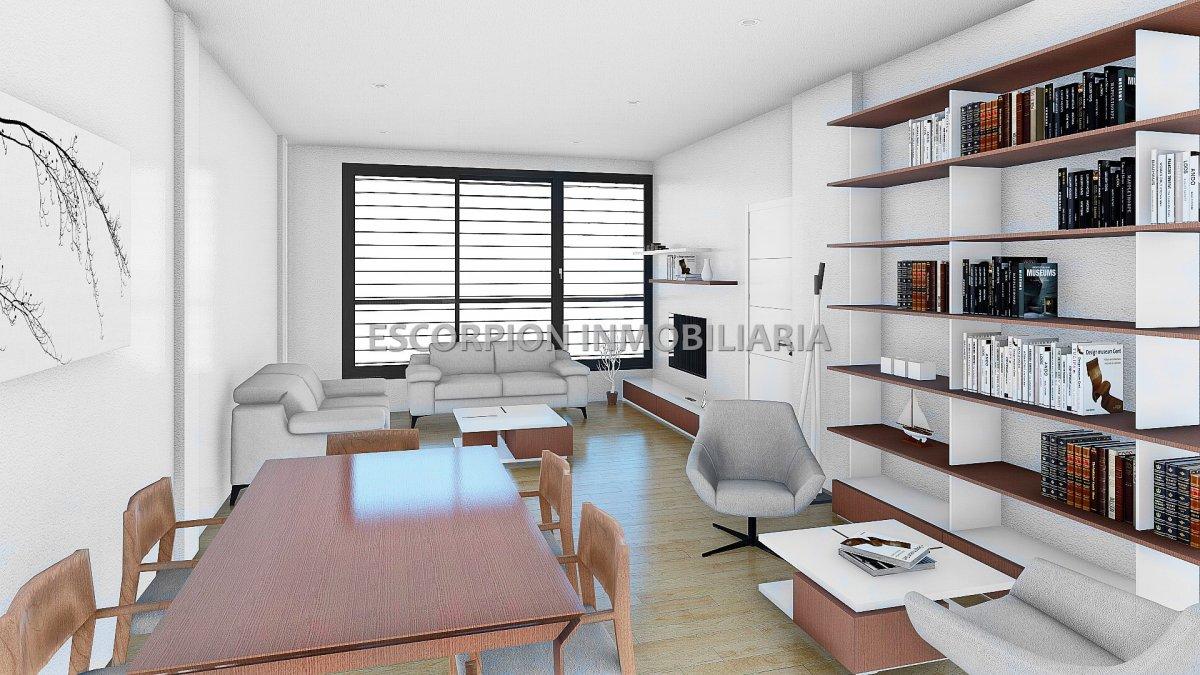 Promoción de pisos de obra nueva en Bétera pueblo 6