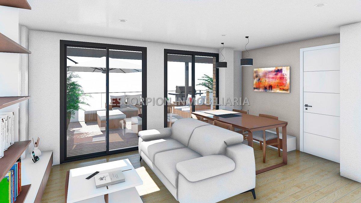 Promoción de pisos de obra nueva en Bétera pueblo 8