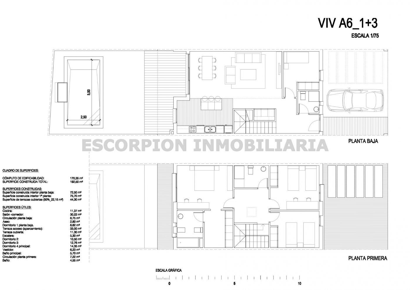 ¡ULTIMO ADOSADO! Promoción obra nueva adosados en el sector R7 de Bétera, junto a Torre en Conill 8