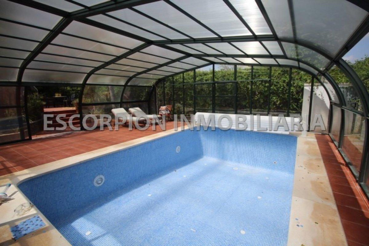 Chalet independiente con piscina privada en Torre en Conill 6