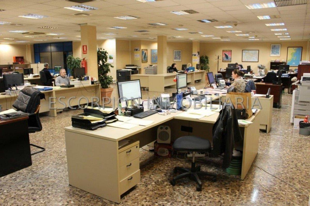 Local comercial - oficina en alquiler en Avd. Del Puerto de Valencia 3