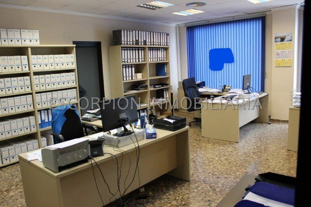 Local comercial - oficina en alquiler en Avd. Del Puerto de Valencia 4