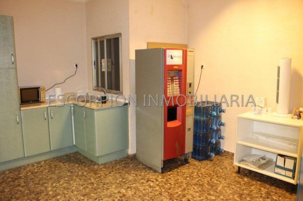 Local comercial - oficina en alquiler en Avd. Del Puerto de Valencia 8