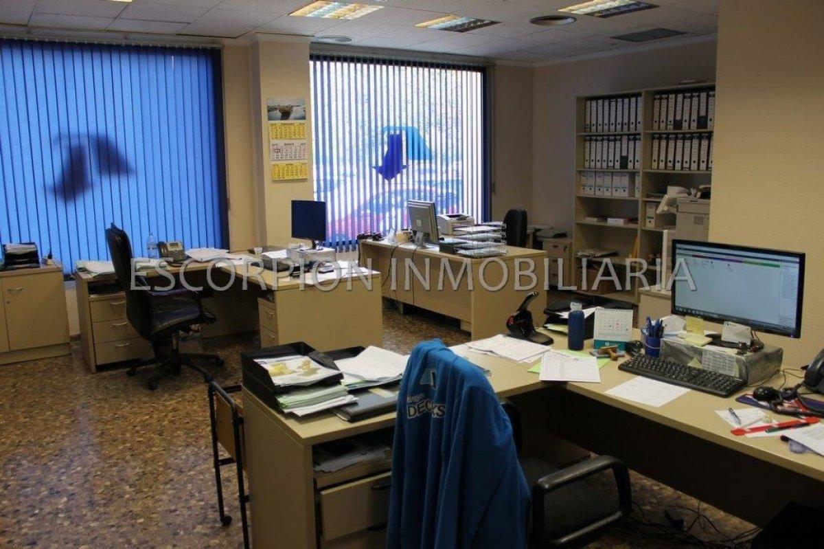 Local comercial - oficina en alquiler en Avd. Del Puerto de Valencia 9
