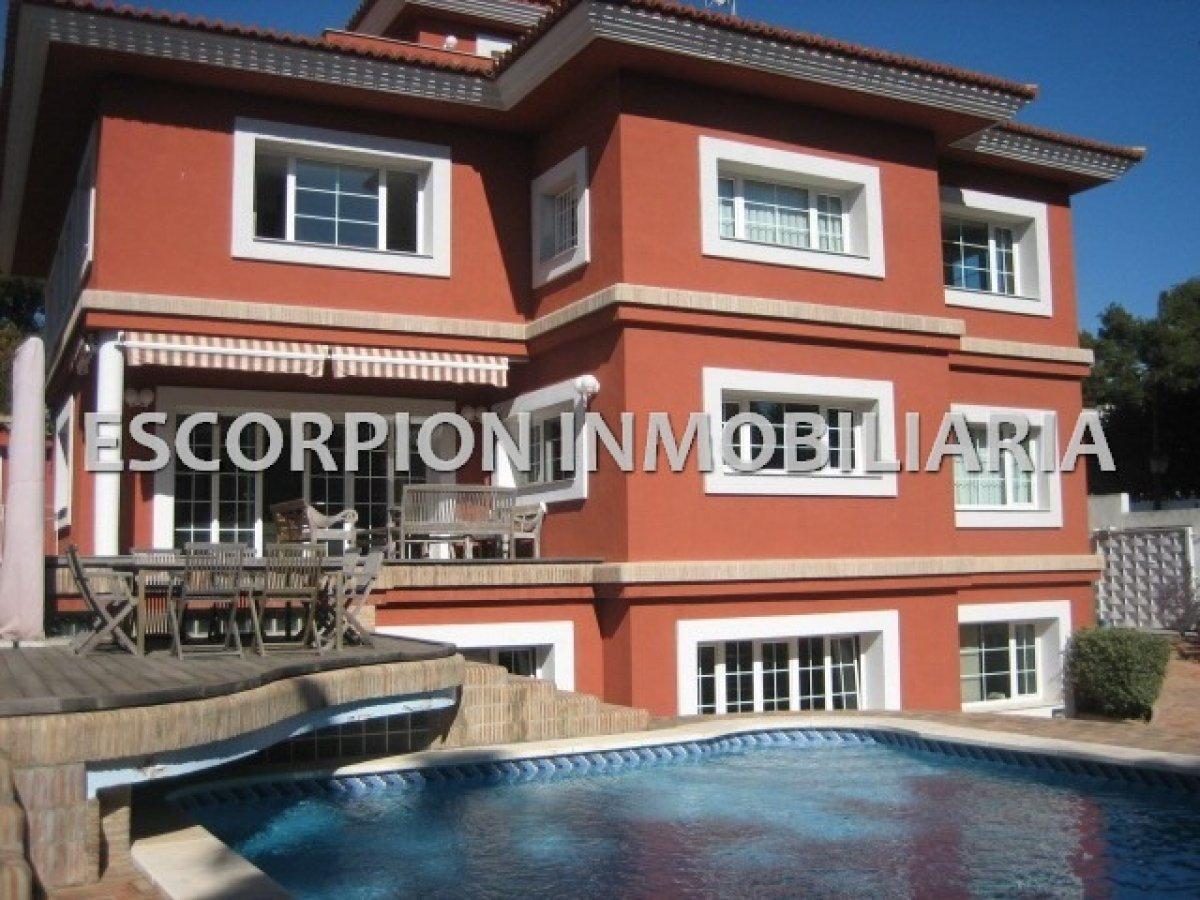 Chalet independiente en alquiler ubicado en Campolivar (Godella)