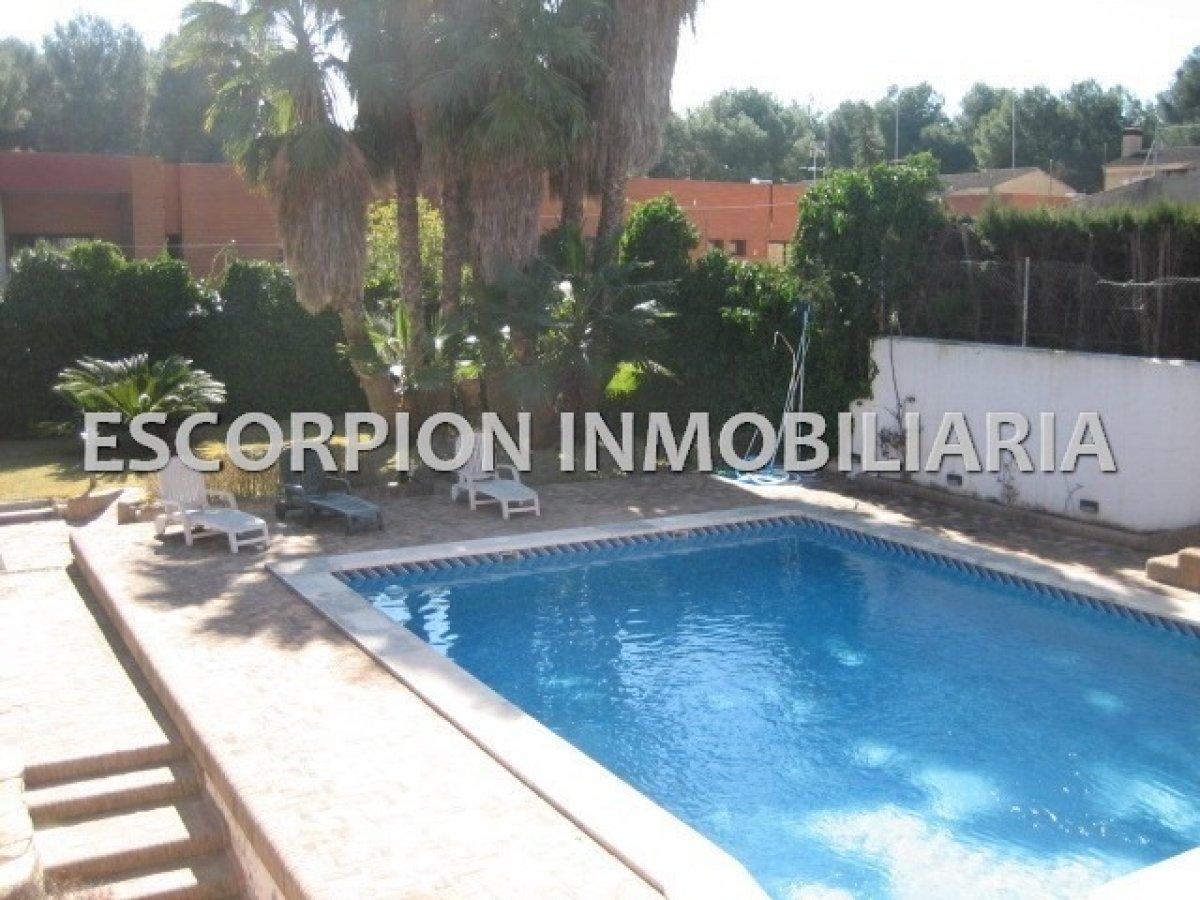 Chalet independiente en alquiler ubicado en Campolivar (Godella) 5