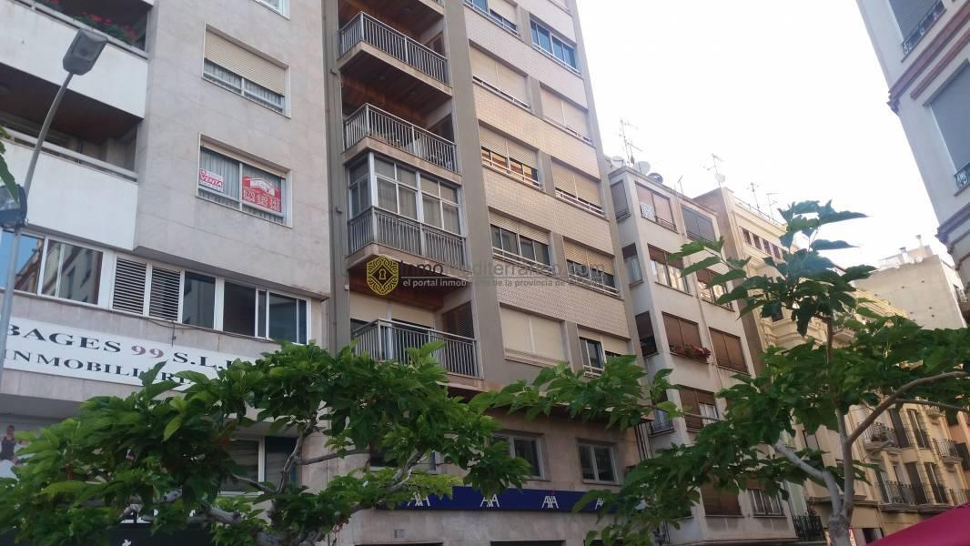Piso centrico en Castellón