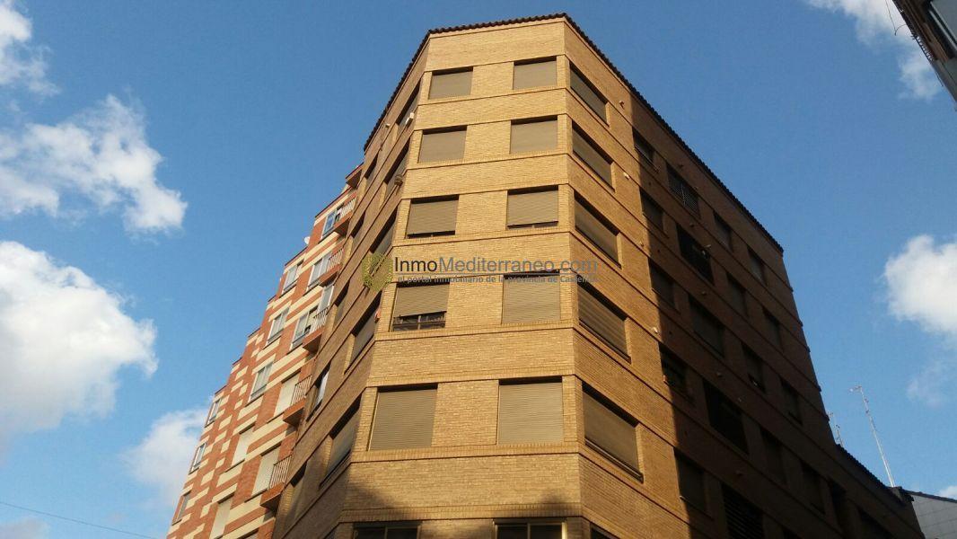Duplex céntrico en Castellón. Parking incluido