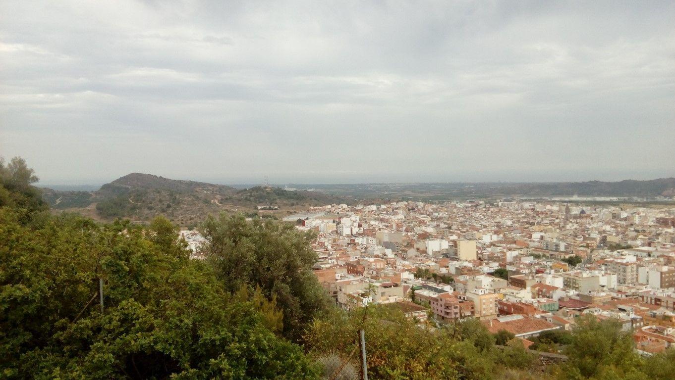 Solar en La Vall d'Uixo (Carbonaire)