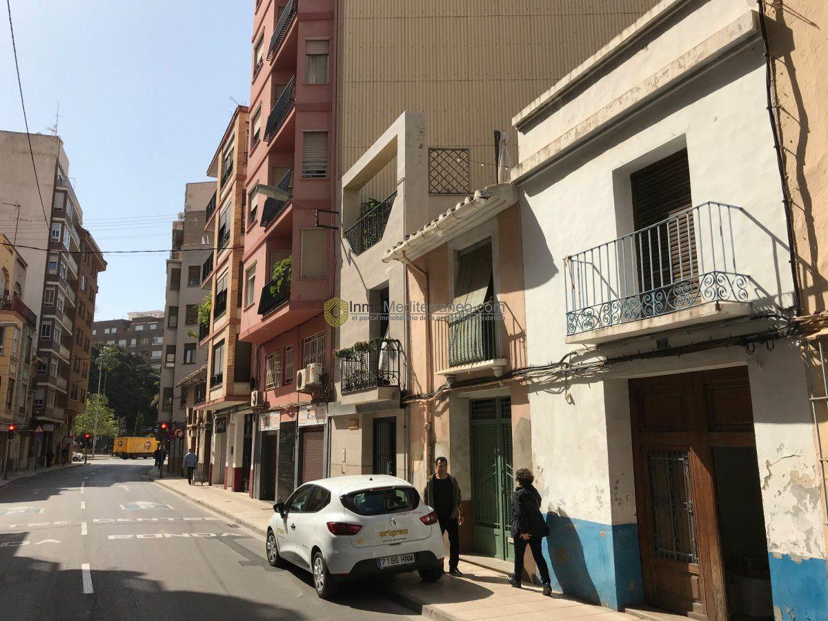 Casa Céntrica en Castellón. Ideal para reformar