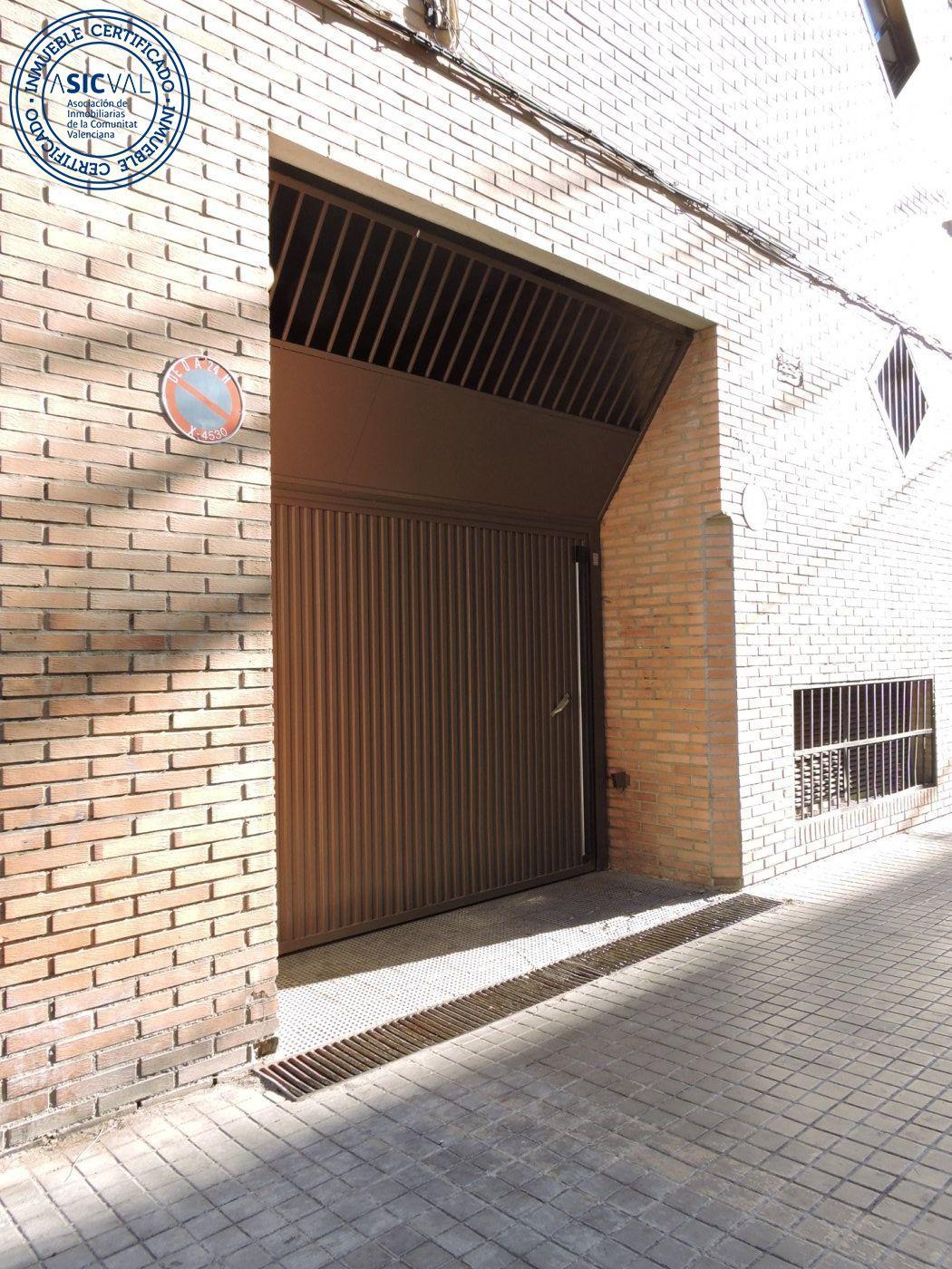 garaje en valencia · benicalap 12000€