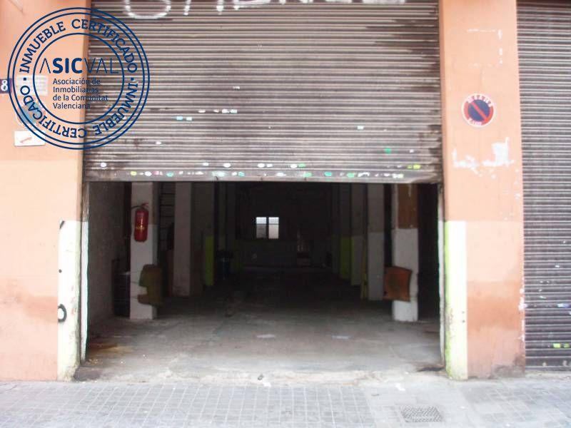 local-comercial en valencia · benicalap 92000€