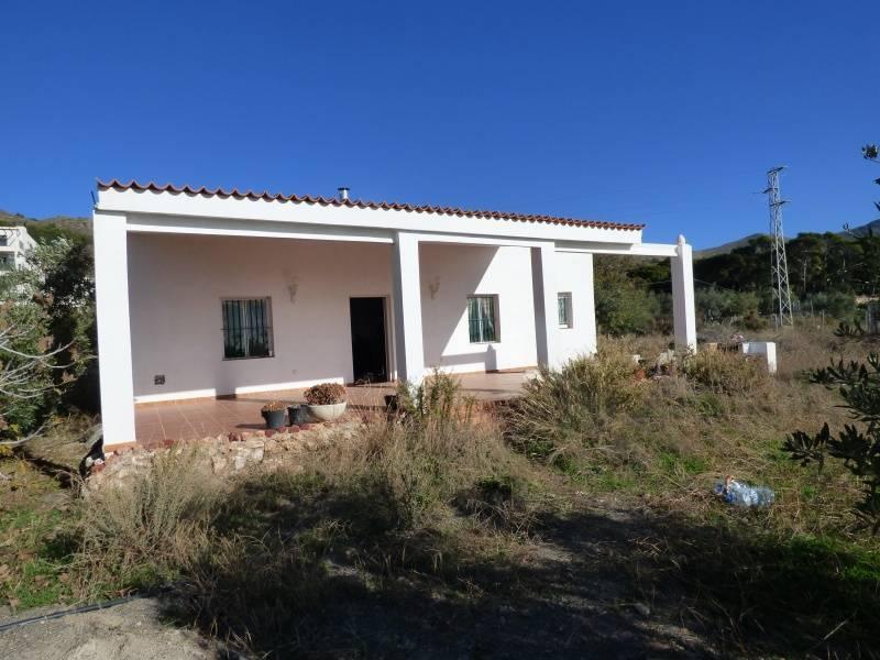 casa-con-terreno en enix · ctra-del-marchal 150000€