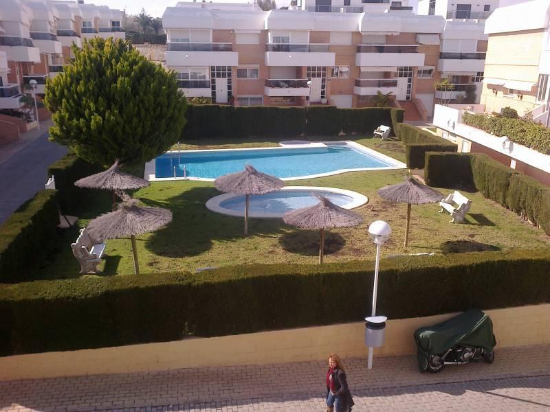 Bungalow de SegundaMano en Cabo Huertas Alicante