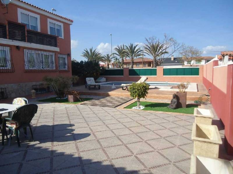Chalet de SegundaMano en San Vicente Alicante