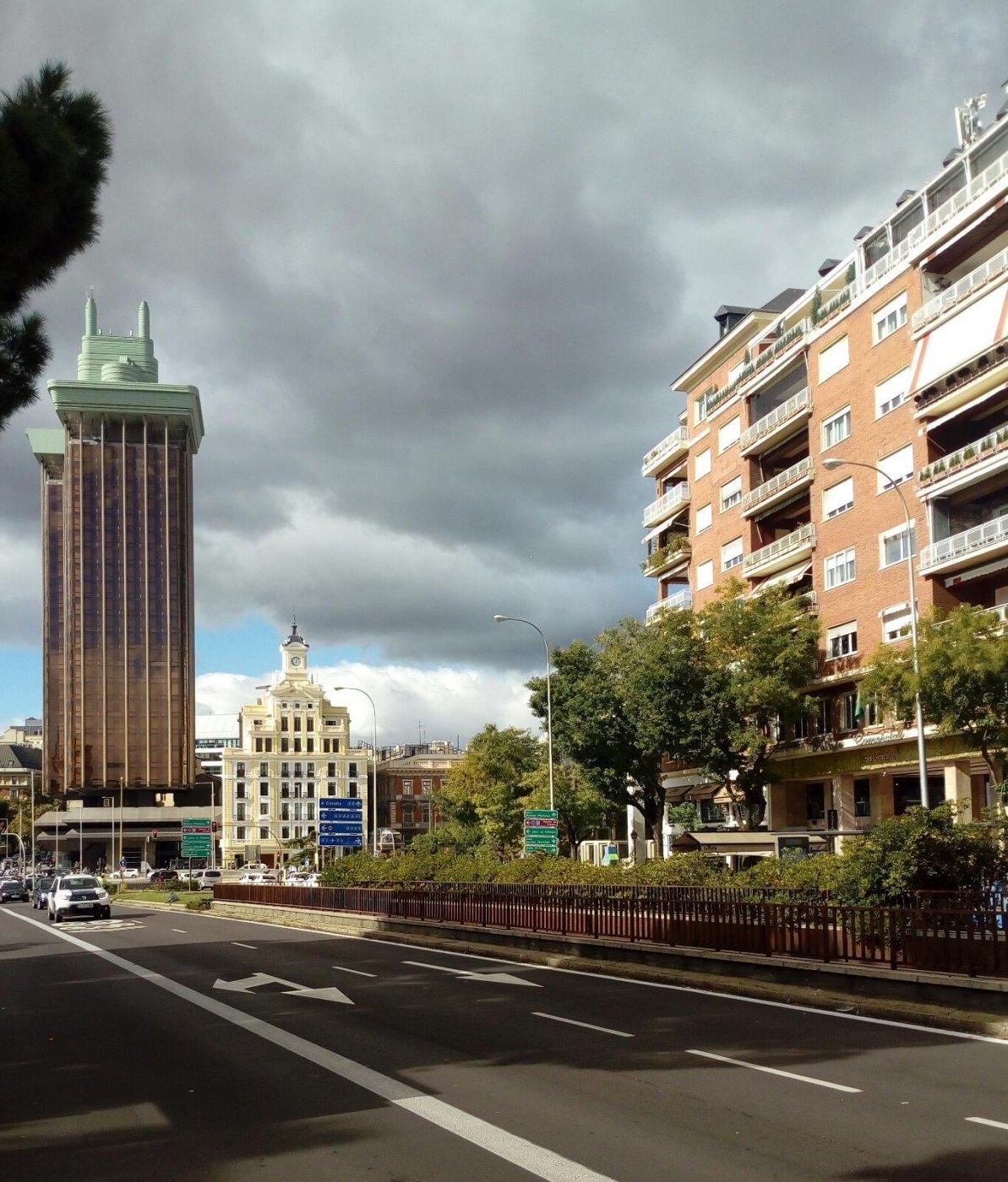 Piso en alquiler en Recoletos, Madrid