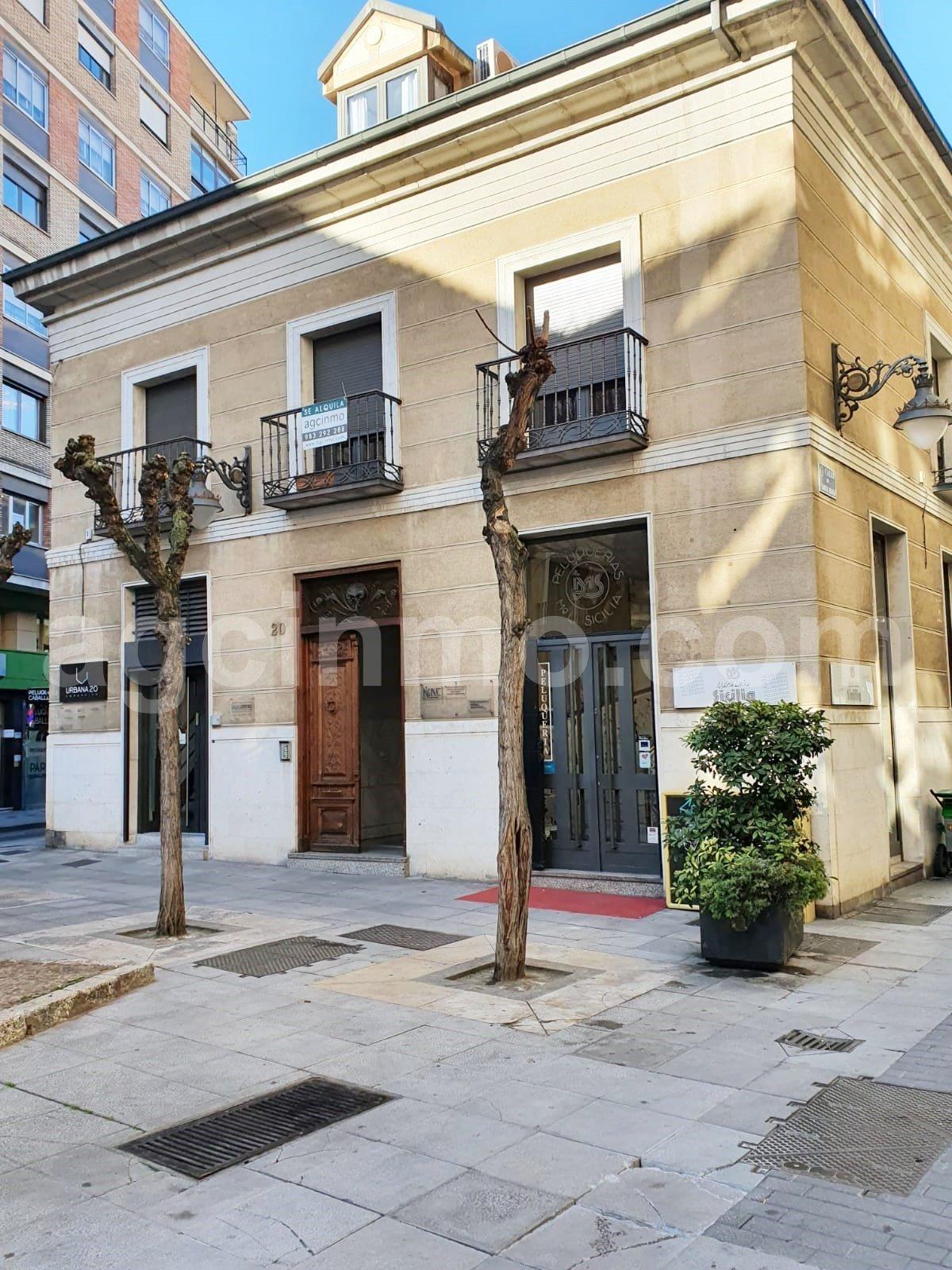 Oficina en alquiler en Centro, Valladolid