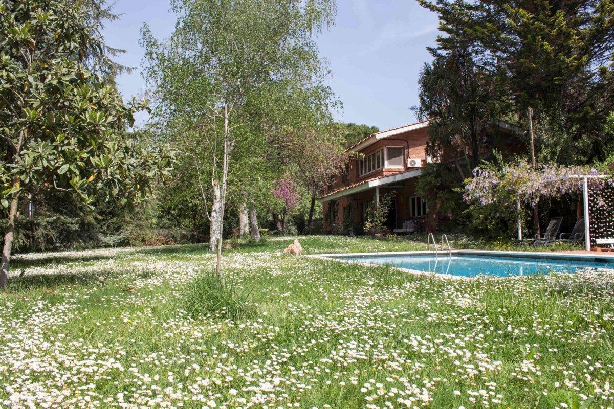casa en sant-cugat-del-valles · valldoreix 970000€