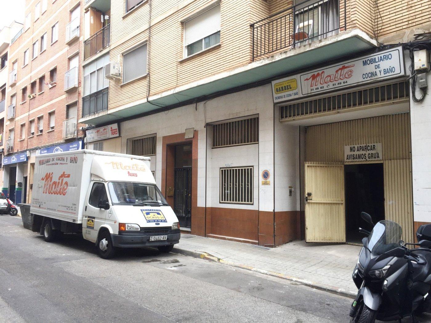 local-comercial en zaragoza · delicias 155500€