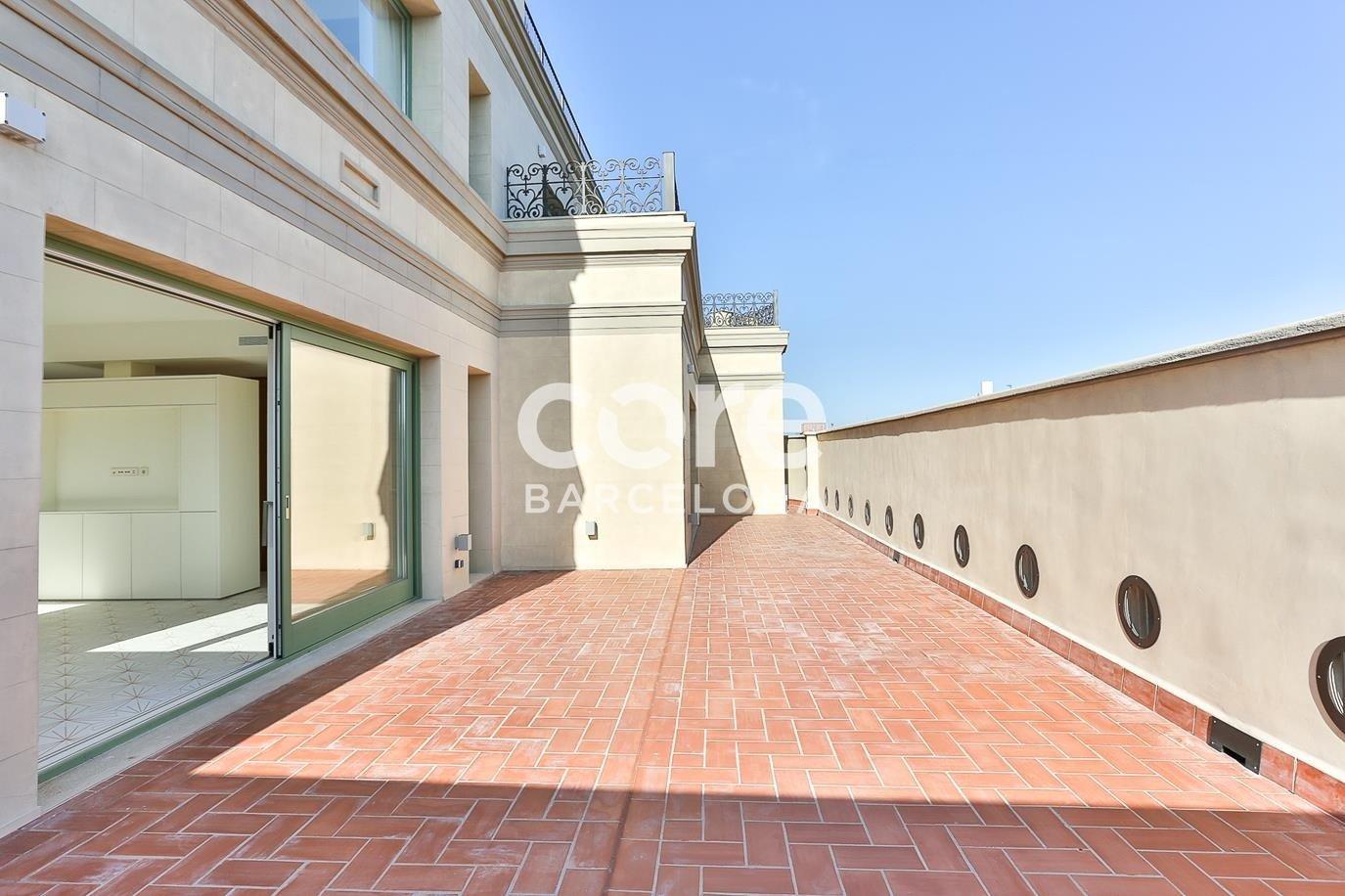 Piso de alto standing con terraza