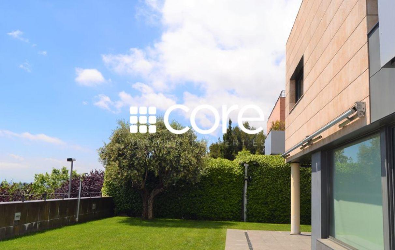 Casa en venta en Bonanova unifamiliar exterior con vistas, sol, jardín, terrazas y parking