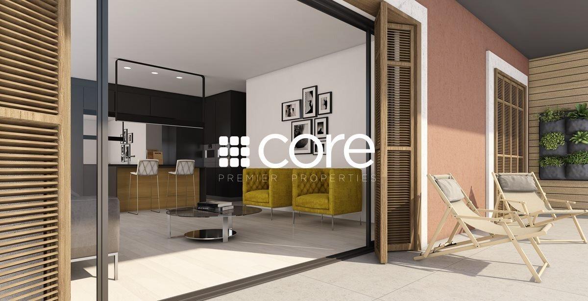 Design brand new apartments in Poble Sec