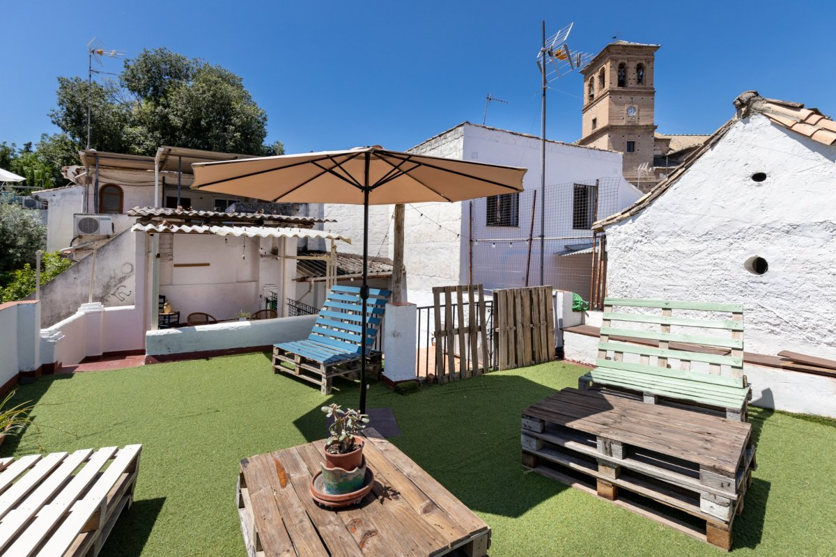 Impresionante casa en Cuesta del Chapiz!!!!!!, Granada