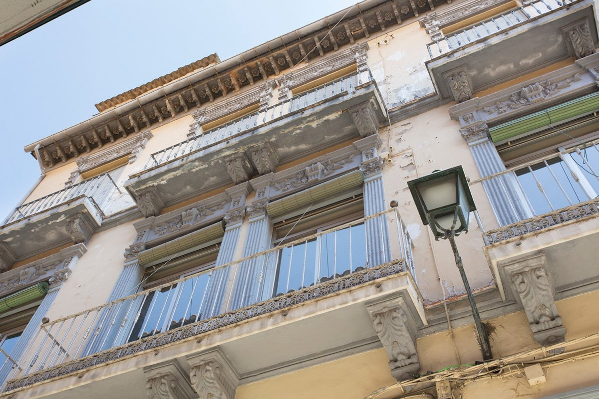 Realejo. Oportunidad para inversores: Edificio completo con 4 plantas y cochera., Granada