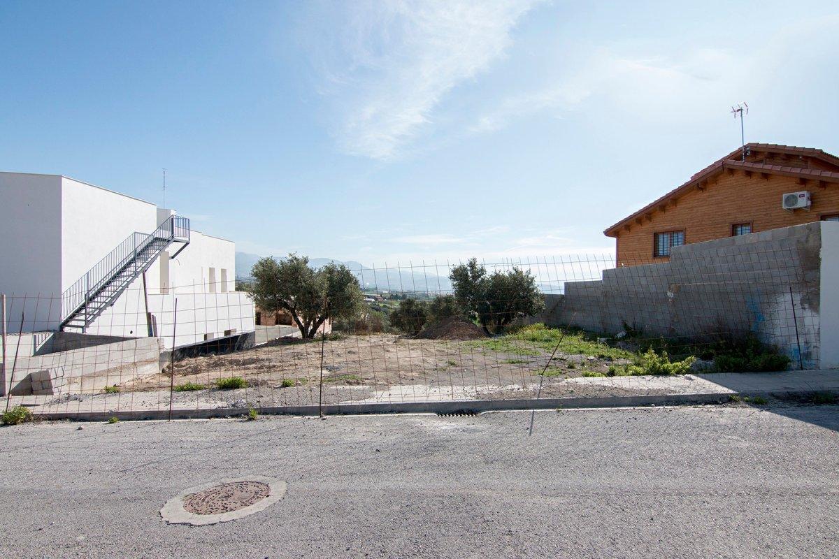 Plot for sale in VENTORRILLO, Cullar Vega